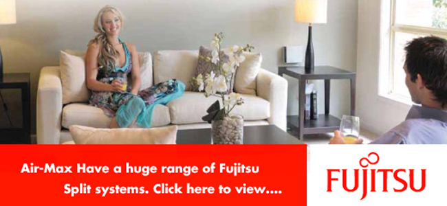 FUJITSU 24000BTU DUCTLESS MINI SPLIT HEAT PUMP. | FUJITSU AIR